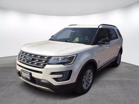 Pre-Owned 2017 Ford Explorer XLT FWD Sport Utility