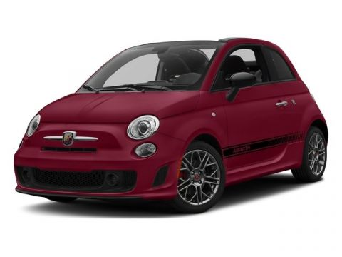 Pre-Owned 2017 FIAT 500 Abarth FWD Convertible