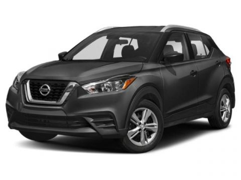 Pre-Owned 2019 Nissan Kicks SV FWD Sport Utility