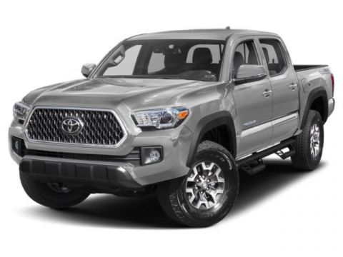 Pre-Owned 2019 Toyota Tacoma 4WD TRD Off Road 4WD Crew Cab Pickup