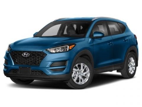 Certified Pre-Owned 2020 Hyundai Tucson SE FWD Sport Utility