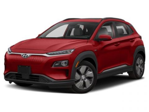 2021 Hyundai Kona EV Ultimate