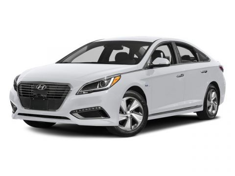 Pre-Owned 2017 Hyundai Sonata Plug-In Hybrid Limited FWD 4dr Car
