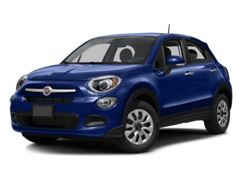 Pre-Owned 2016 FIAT 500X Trekking FWD Sport Utility